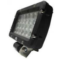 Square 8 Inch 24 Watt Cree Led Work Light Head Lamp for Excavato / ATV boat light Manufactures