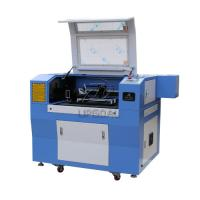 700*500mm Invitation Card Greeting Card Co2 Laser Cutting Machine with Rotary Axis Manufactures