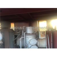 CJ Type Coal Boiler Furnace , Coal Burning Stove For Paint Oven Heating Wire Manufactures