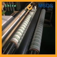 Temporary 50 Mic * 1250mm * 500m Aluminum Composite Panel Protective Film Rolls In Transit Manufactures
