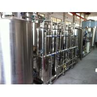Auto RO System Water Treatment Equipment , Industrial Water Purification Systems Manufactures