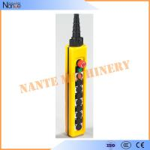 Industrial Rainproof Hoist Pendant Control AC50Hz / 60Hz EN 60947-5-1 Manufactures