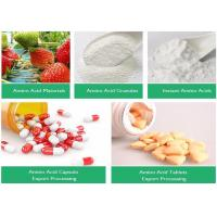 Branch Chain Amino Acids BCAA CAS 69430-36-0 2:1:1 4:1:1 for Energy Nutritional Supplement Manufactures