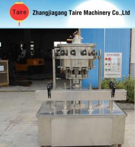 1000-3000bph balanced pressure filler for DG series Manufactures