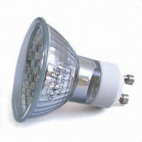 LED GU10 Spotlight Bulb with Low Voltage Working Power, Good Replacement for Halogen Lamp Manufactures