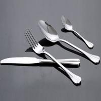 Cutlery Stainless Steel Flatware Set Knife Spoon Fork Series Eco - Friendly Manufactures