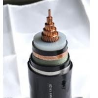 China Copper Single Core Armoured Cable 6/10KV Medium Voltage Halogen Free on sale