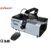 X-06  Commercial Ground Fog Machine 900 Watt Disco Fogger Black Or Sliver housing Manufactures