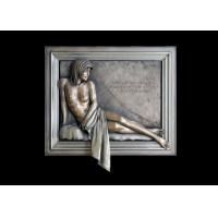 Contemporary Sexy Nude Wall Sculpture For Indoor Decoration 200*180cm Manufactures