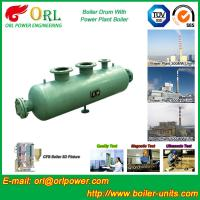 Quality Green environmental protection waste oil boiler mud drum ASME certification manufacturer for sale