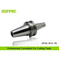 High Precision Hydraulic Tool Holder / CNC Machine Tool Holders With BT40 Spindle Manufactures