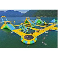 Inflatable Floating Water Park Games For Adults chirdren Used Manufactures
