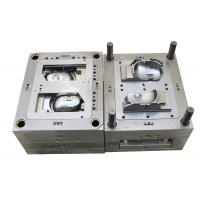 LED light lamp of plastic injection mold with high transperancy High transmittance Manufactures