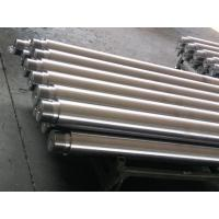 Quality CK45 Induction Hardened Rod For Hydraulic Machine, Hard Chrome Plated Rod for sale