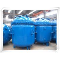 Carbon Steel Natural Gas Storage Tank With Section Design 5000L 145psi Pressure Manufactures