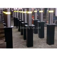 Parking Barriers Hydraulic Bollards , Electric Rising Bollards Automatic Powered Manufactures