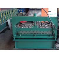 Quality PPGI Steel Roller Shutter Door Roll Forming Machine With 3kw Power Motor Control for sale