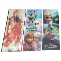 Eco-friendly Decoration 3D Effect Printing Custom Plastic Bookmarks Manufactures