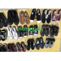 Clean Used Mens Shoes Comfortable Mixed Size Second Hand Running Shoes Manufactures