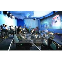 Theme Park Outdoor 4D Movie Theater, Special Design , Artistic Style , Immersive Effects Manufactures