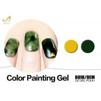 Natural Ingredients Gel Nail Paint For Nail Art Own Brand Printed Available Manufactures