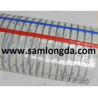 PVC Steel Wire Reinforced Hose Manufactures