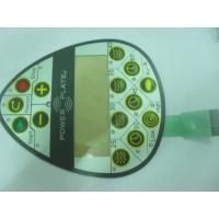 Quality El Display Backlit Membrane Switch / Graphics In Home Apliance And Equipment for sale
