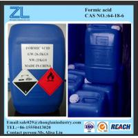 Formic Acid 85%/90% for Leather used Manufactures