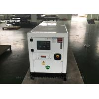 30 KVA Cummins Diesel Generator Set Emergency Power 50Hz / 60Hz Manufactures