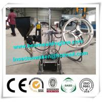 Horizontal Type Submerged arc welding trolley / Tractor with IGBT Welder Manufactures