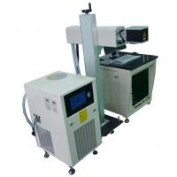 Quality 60W CO2 Laser Marking Machine for Wood and Plastic , CO2 Laser Engraver for sale