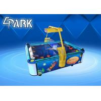 Indoor Kids Video Arcade Game Machines Coin Operated , Arcade Star Air Hockey Manufactures