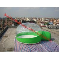 inflatable clear bubble tent , clear plastic tent, transparent tent , transparent camping Manufactures