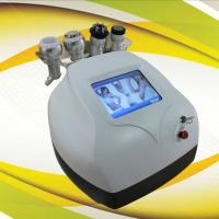Portable white FDA approved ultrasonic liposuction cavitation machine for sale Manufactures