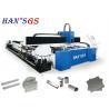 1KW 2KW 3KW Steel Pipe Cutting Machine Metal Sheet & Tube Laser Laser Cutter Manufactures