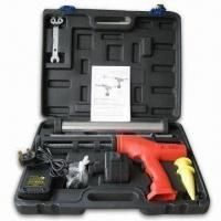 Electric Caulking Gun with 14.4V Voltage Battery, Used for Injecting Silicone Sealant Manufactures