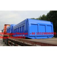 customized wastes containers mounted on garbage truck for sale, HOT SALE! wastes container for wastes collecting truck Manufactures