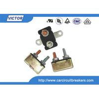 High Voltage Bimetal Thermostat Switch ,  Automatic Circuit Breaker Manual Manufactures