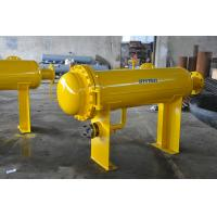 Quality BOCIN High Precision Natural Gas Filter Separator For Liquid Separating / Gas for sale