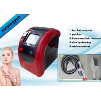 Home Use Shr Hair Removal Machine For Skin Rejuvenation 10Hz 2000W Manufactures