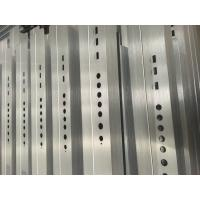 Quality Wire - draw CNC Machining Aluminium Extrusion Profiles for Sound Equipment for sale