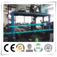 Gantry type street pole welding machine for wind tower production line Manufactures