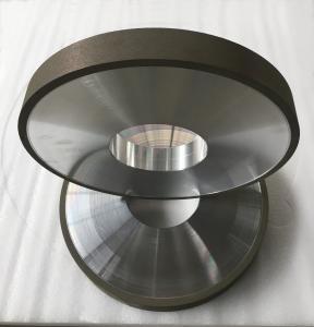 Flat CBN Grit Abrasive Resin Bond Grinding Wheel , 150mm Diamond Grit Grinding Wheel Manufactures