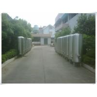 100 Gallon Compressed Stainless Steel Air Receiver Tank For Home / Industrial Application Manufactures