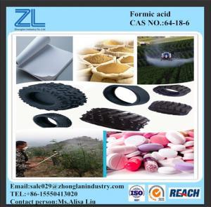 FormicacidCAS No.: 64-18-6 Manufactures