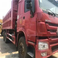 New Model 2015 factory direct sale howo truck used dump truck/10 wheels dump truck for sale Manufactures