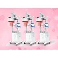 China 808nm 650nm Diode Laser Hair Growth Machine 200W LED Light Yellow Blue Red on sale
