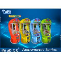 1 Coin Crane Game Machine 1 Player Toy Grabber For Amusement Park Manufactures