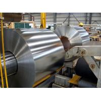 914mm - 1250mm non-oriented silicon Cold Rolled Steel Coils / Coil Manufactures