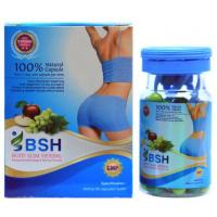 China Weight Loss Pills Fat Loss BSH Body Slim Herbal slimming Capsule on sale